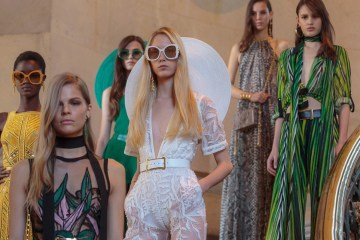 ELIE SAAB SPRING 2018 RTW COLLECTION