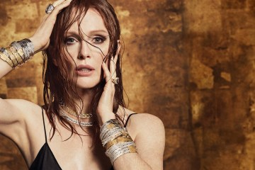 JOHN HARDY 'MADE FOR LEGENDS' FILM CAMPAIGN STARRING JULIANNE MOORE