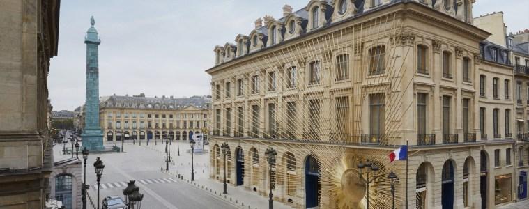 LOUIS VUITTON FLAGSHIP STORE IN PARIS