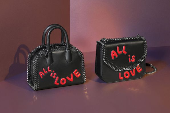 STELLA MCCARTNEY 'ALL IS LOVE' CAPSULE COLLECTION 4