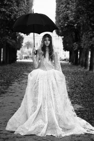 VERA WANG FALL 2018 BRIDAL COLLECTION