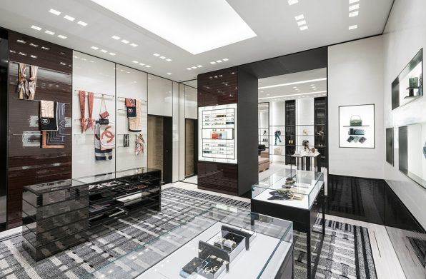 CHANEL FLAGSHIP STORE IN TORONTO