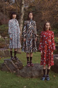 ERDEM PRE-FALL 2018 COLLECTION