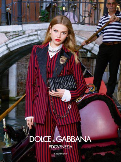 DOLCE & GABBANA SPRING 2018 AD CAMPAIGN