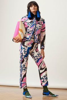 EMILIO PUCCI PRE-FALL 2018 COLLECTION