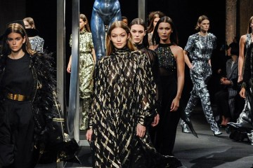 ALBERTA FERRETTI FALL 2018 RTW COLLECTION