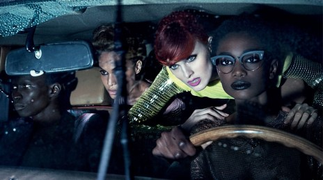 TOM FORD SPRING 2018 AD CAMPAIGN