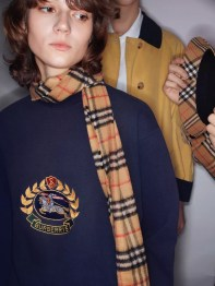 BURBERRY FEBRUARY 2018 CAPSULE COLLECTION 5