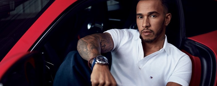 TOMMY HILFIGER 'WHAT'S YOUR DRIVE' FILM STARRING LEWIS HAMILTON