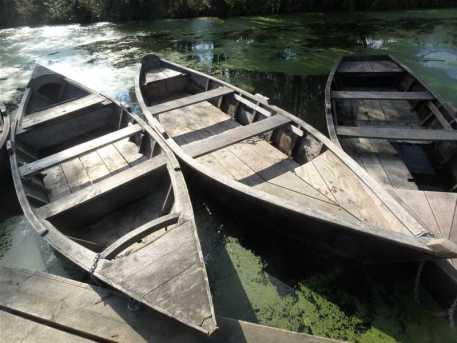 La barque traditionnelle française