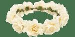 accessoire EVJF couronne fleurs pas cher anniversaire les Féetardes