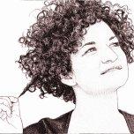 portrait de Carsie Blanton, chanteuse folk
