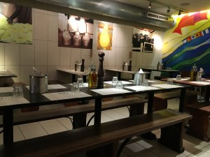 Franco Manca Chiswick restaurant