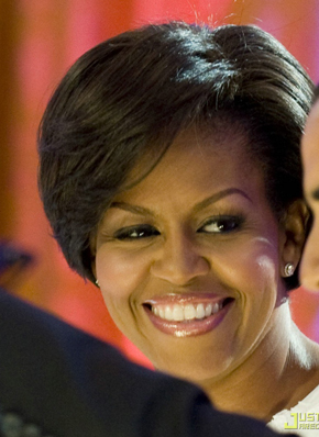 La nouvelle coupe de Michelle Obama