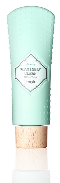 Crème douce moussante nettoyant express visage