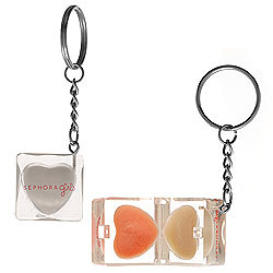 Porte-Clés Brillant à Lèvres Sephora