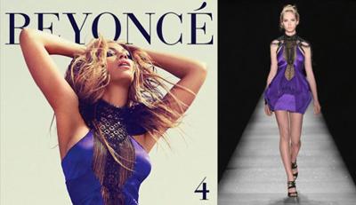 Beyoncé en Maxime Simoens