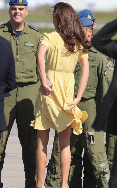 La duchesse de Cambridge