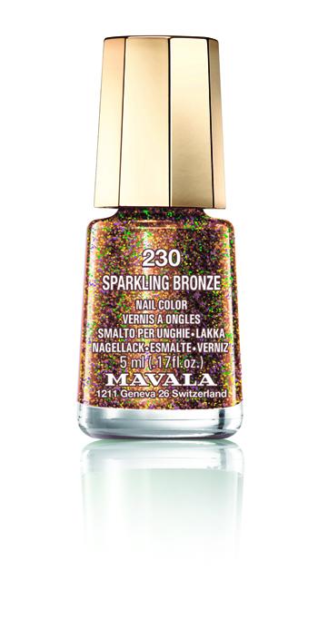 Sparkling Bronze