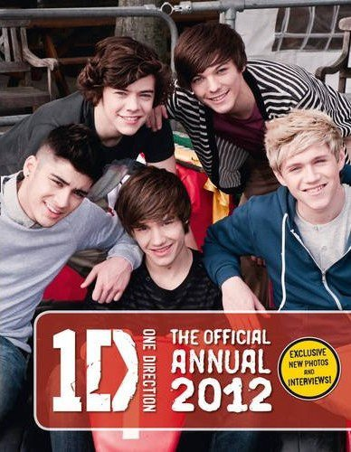 Calendrier 2012 One Direction
