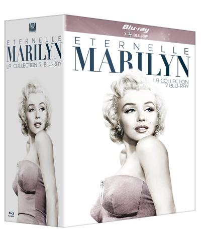 Marilyn Coffret Blu-Ray