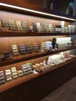 Une jolie boutique de produits cosmétiques chinois bios