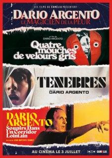 Rétrospective Dario Argento – Partie 2