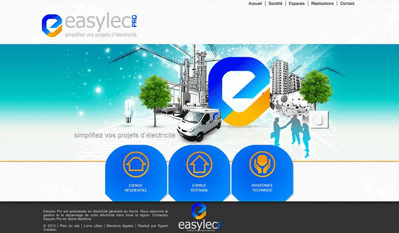 Société d'électricité au Havre – Easylec Pro 76
