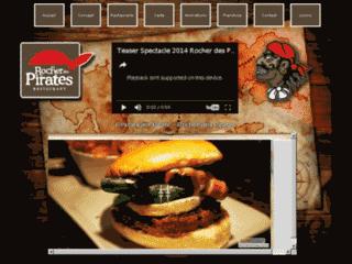 Restaurant Pirate : Rocher des Pirates