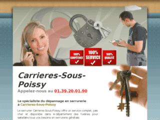 Serrurerie Carrières-sous-Poissy