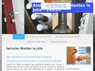 Serrurerie à Mantes-la-Jolie