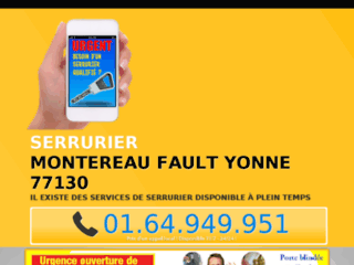 Sollicitez notre savoir-faire en serrurerie à Montereau-Fault-Yonne