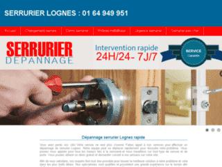 Serrurierslognes.fr, un service de maintenance des serrures