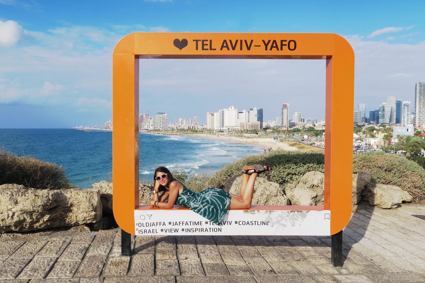 Israel 1 Tel Aviv The White City Aurelie Strolls