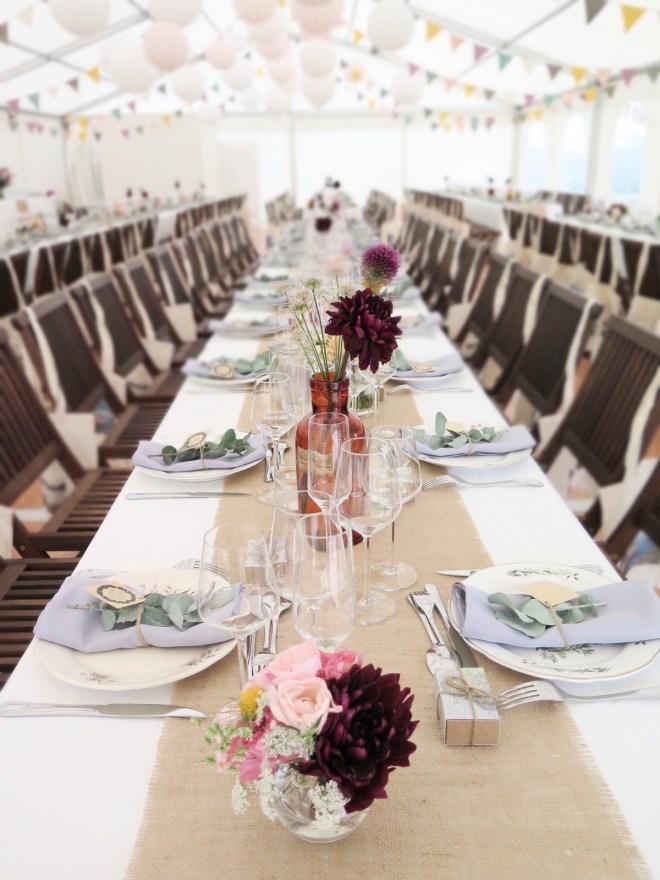 centre-table-champetre-bouquet-mariage