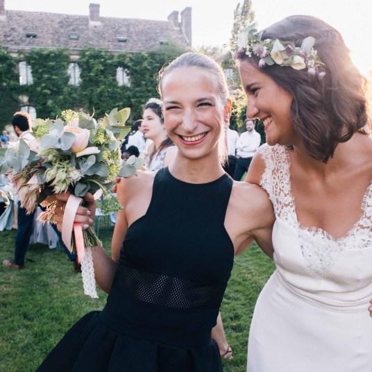 couronne-fleurs-temoin-bouquet-demoiselle-honneur
