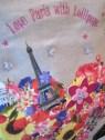 Love Paris with Lollipops