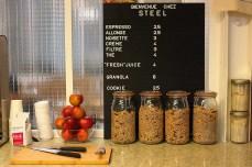 Steel, Coffeeshop, Paris 11, les foodeuses