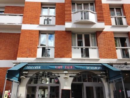 Café Zadig, paris 11, les foodeuses, brasserie