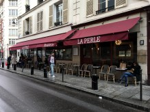les foodeuses, cafe la perle, restaurant paris