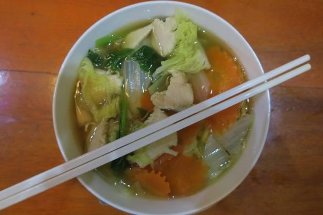 Veggetable Soup