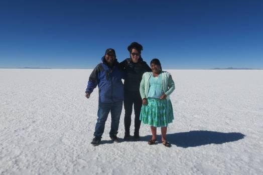 Défis Bolivie 1 - 3