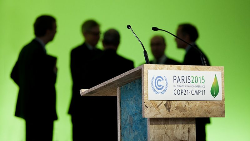 Seulement 16 pays sur 197 respectent l'accord de Paris et la France n'en fait pas partie