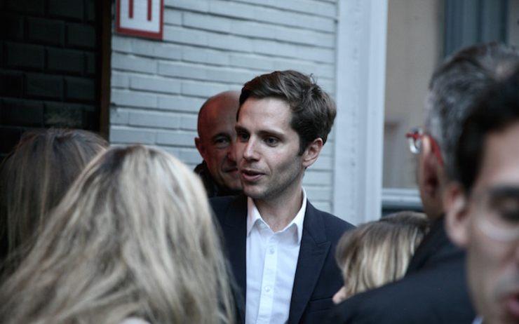 P.A. Anglade ne soutient pas le député Sacha Houlié