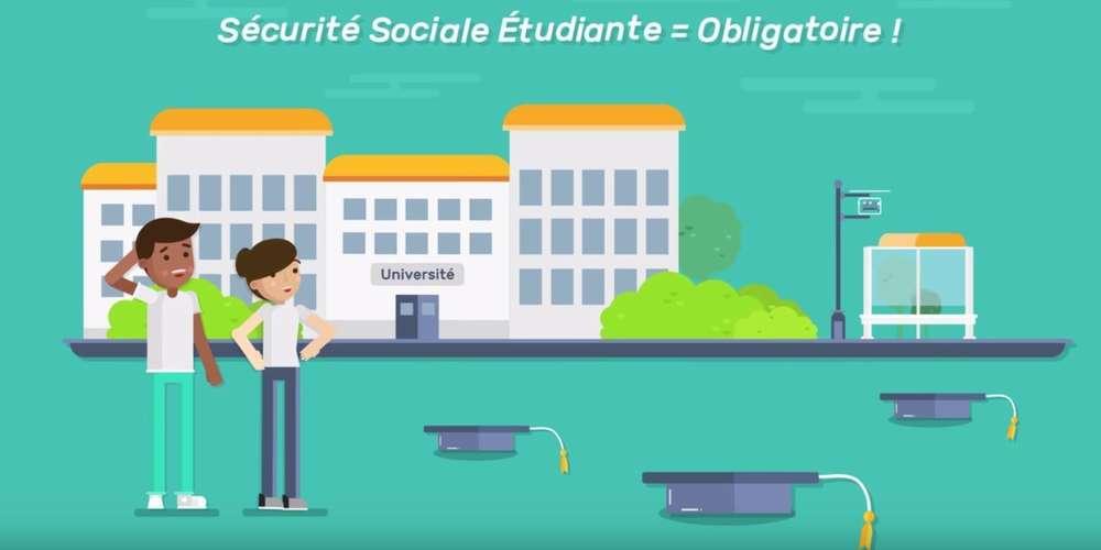 Les FDE- étudiants en France ont le droit à la SS Régime Général