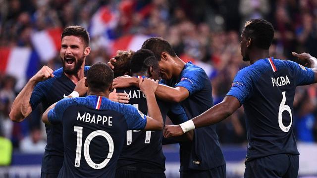 France – Allemagne ! les bleus les ont renversés !