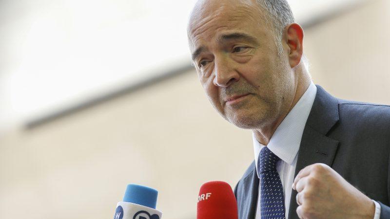 Moscovici renonce aux élections européennes faute de soutien français