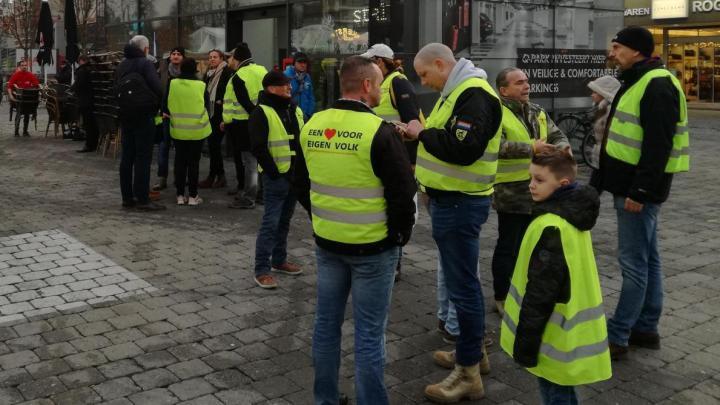 Gilets jaunes à Bruxelles : arrestation d'un journaliste français