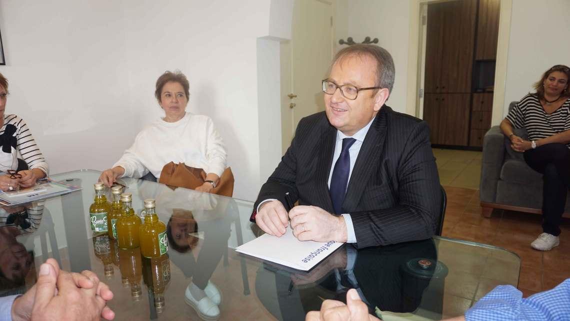 2 Questions à Jean-Yves Leconte, sénateur des Français de l'étranger