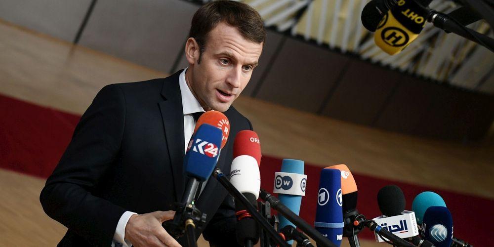 En réponse aux Gilets jaunes : Macron veut désintoxiquer la France des énergies fossiles